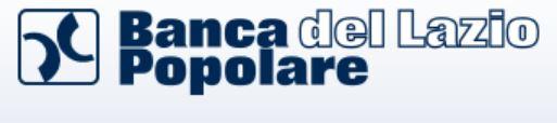 Conto deposito online Banca Popolare del Lazio