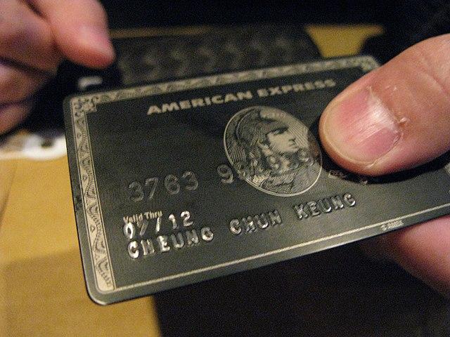 Carta American Express Black: che caratteristiche ha? Quali sono i suoi costi di gestione?